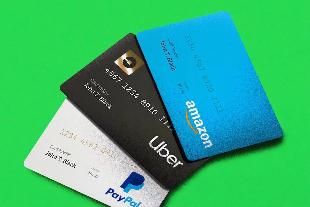 fan spread of 3 credit cards all of these affect what is your credit score min